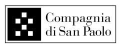 Compagnia di San Paolo logos-BW